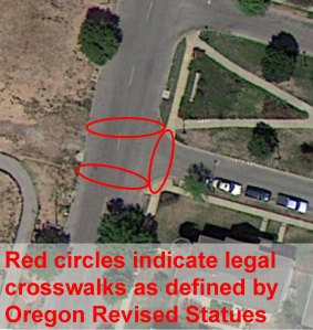 crosswalks